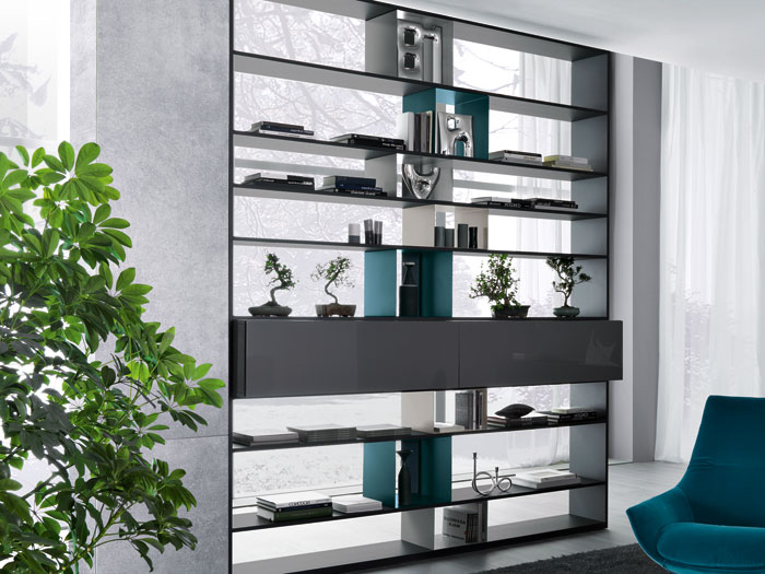 wall units | atelier interior design, llc. - New York